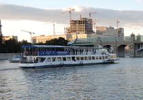 Навигацию на Москве-реке решили закрыть в целях экономии