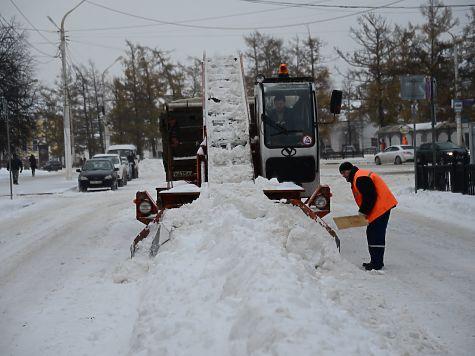 ВКостромской области уборка дорог отснега ведется вкруглосуточном режиме