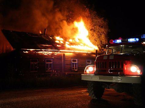 Три человека погибли впожаре впоселке Фанерник