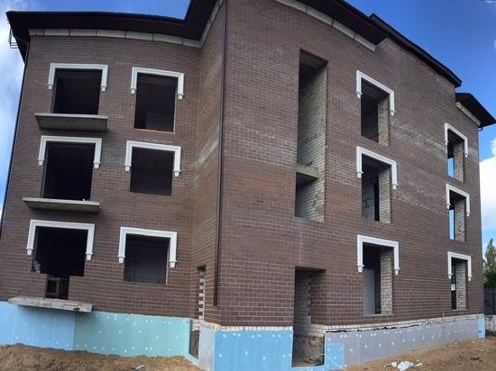 Дольщики многоквартирного дома в Костроме страдают от бездействия недобросовестного застройщика