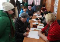 В Костромской области проголосовать за народные инициативы пришел каждый 14-й избиратель