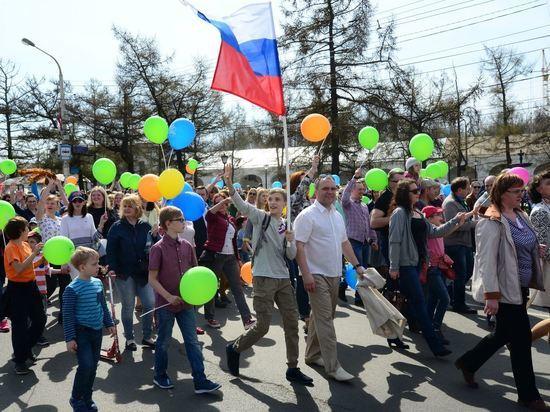 Николай Журавлев: Первомай показал консолидацию общественных сил региона