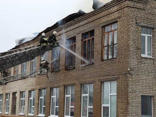 В Галиче спасли школу