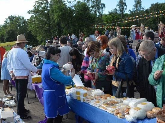 Продовольственные костромские бренды пришлись по вкусу гостям фестиваля «Моя провинция»