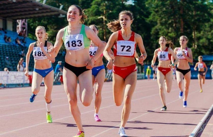 Легкоатлетка Софья Карпова изНижнего взяла две «бронзы» главенства Российской Федерации