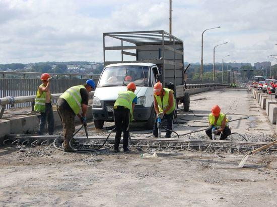 Костромская область:  о ремонте моста рассуждают специалисты по Интернету