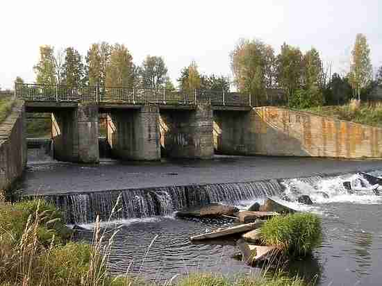 Плотина в Костромской области не представляет опасности