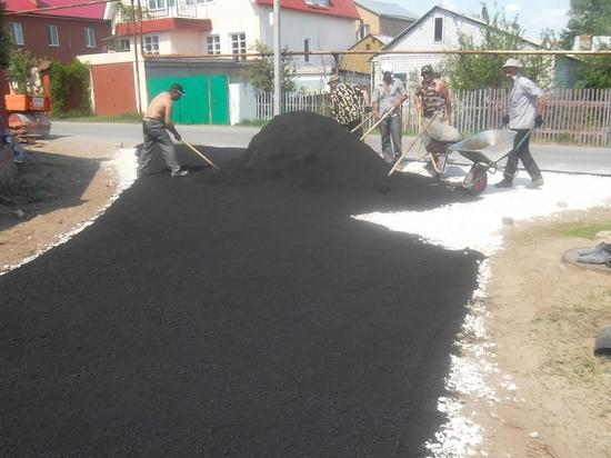По решению суда в Костроме ремонтируют дороги к коттеджам