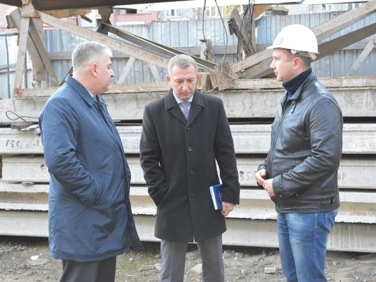 В Костроме возобновилась стройка многоквартирного дома в «Новом городе»