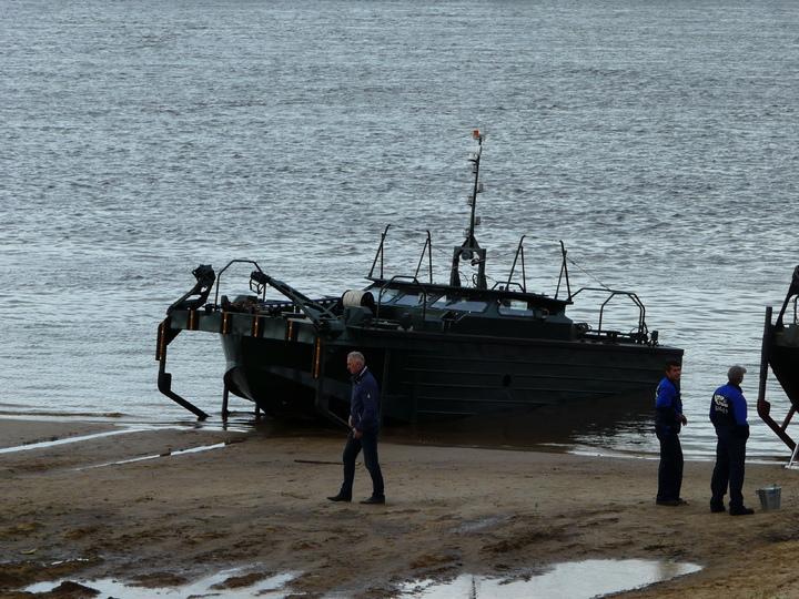 ВКостроме для Министерства обороны построили 12 буксирно-моторных катеров