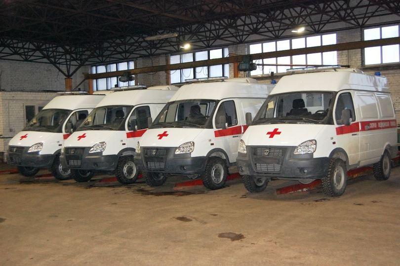 Новые машины скорой помощи: светодиоды, свободные салоны иполный привод