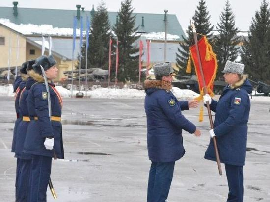 Минобороны присвоило Костромскому полку ВДВ звание «Ударной» воинской части