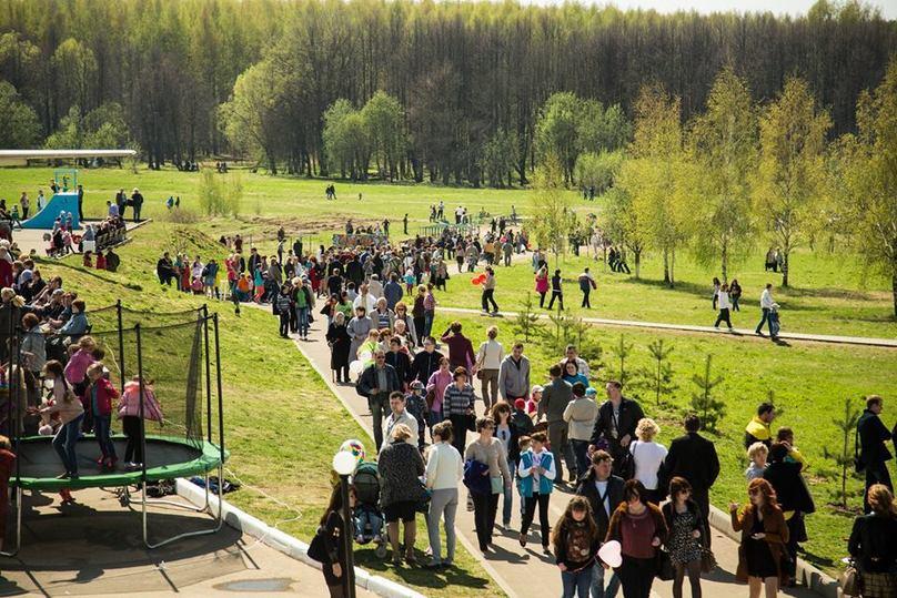 Вмэрии начали принимать дизайн-проекты заволжского парка ипарка Победы