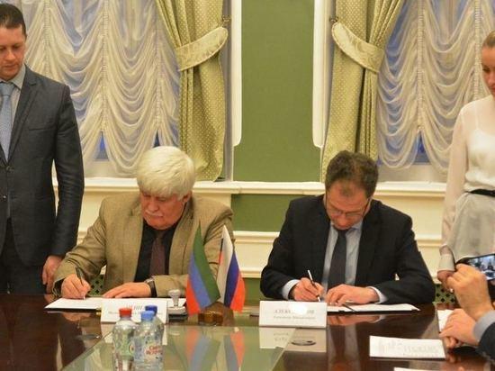 Костромская область и Республика Дагестан договорились работать сообща