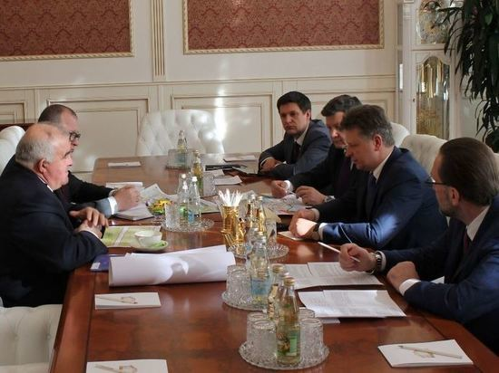 Костромской губернатор встретился с министром транспорта РФ