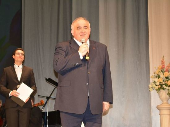 Сергей Ситников поздравил всех женщин Костромского края с 8 Марта