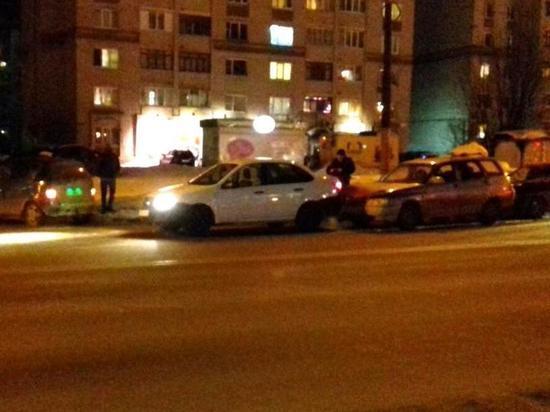 Аварийный «квартет» образовался в Костроме накануне 8 Марта