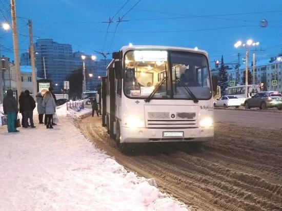 ВКостроме будут внесены дополнительные маршруты автобусов навремя ремонта моста