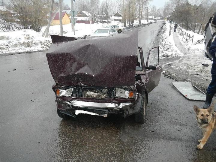 В Костроме три девушки пострадали в ДТП, фото-3